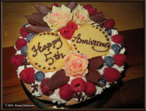 Jan22nd_002_ChocolateAnniversaryCakeWithRosesRC