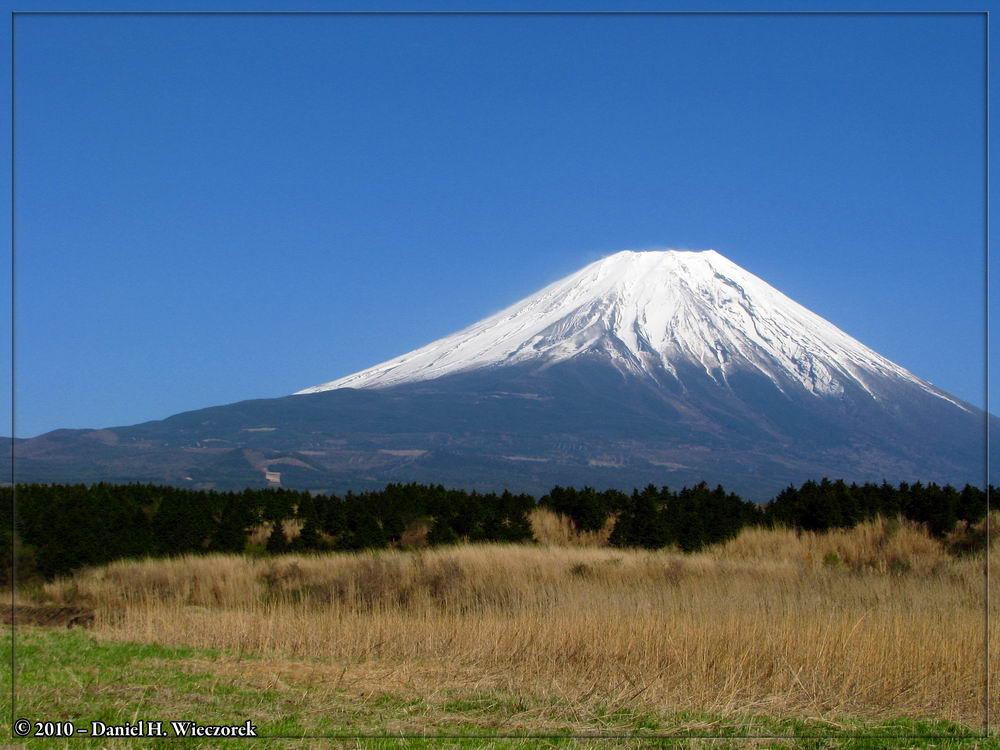 Mt. Fuji - From Asagiri Kogen