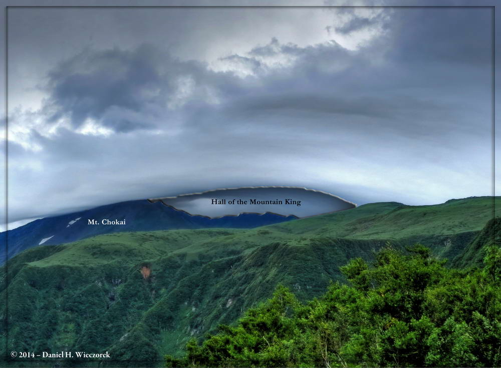 Hall of the Mountain King - Mt. Chokai