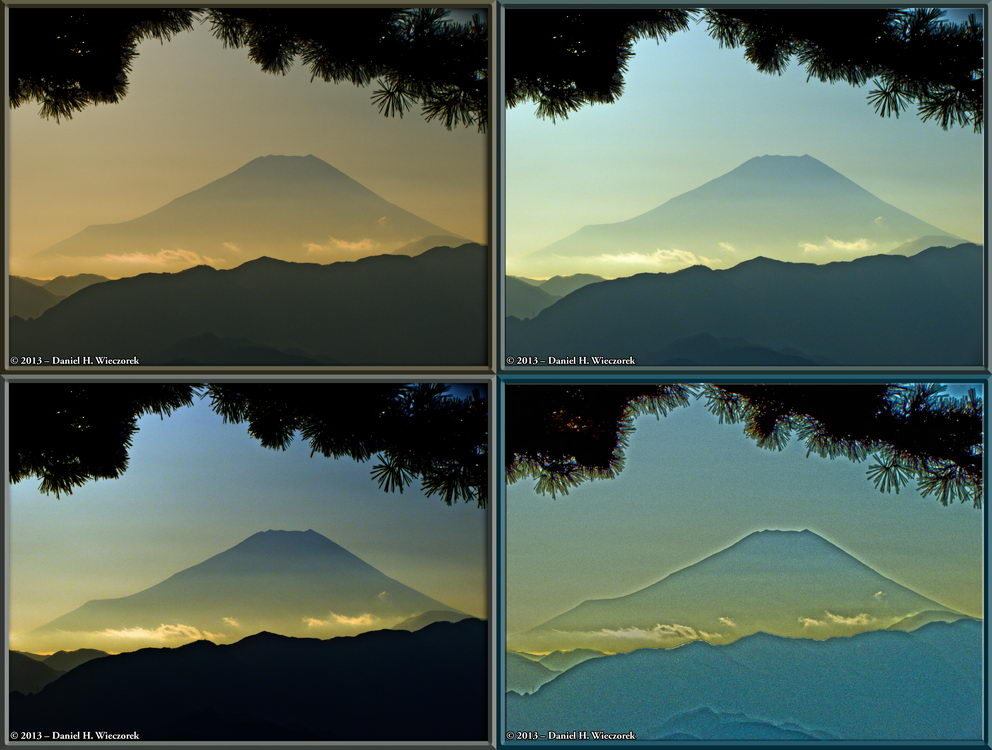 'Diamond Fuji' - Pre-Diamond Fuji & Diamond Fuji. November 30th, December 14th & 21st.