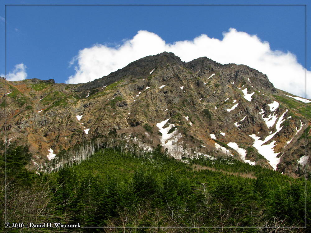 Mt. Akadake - 2,899.2 meters (9,511 feet)