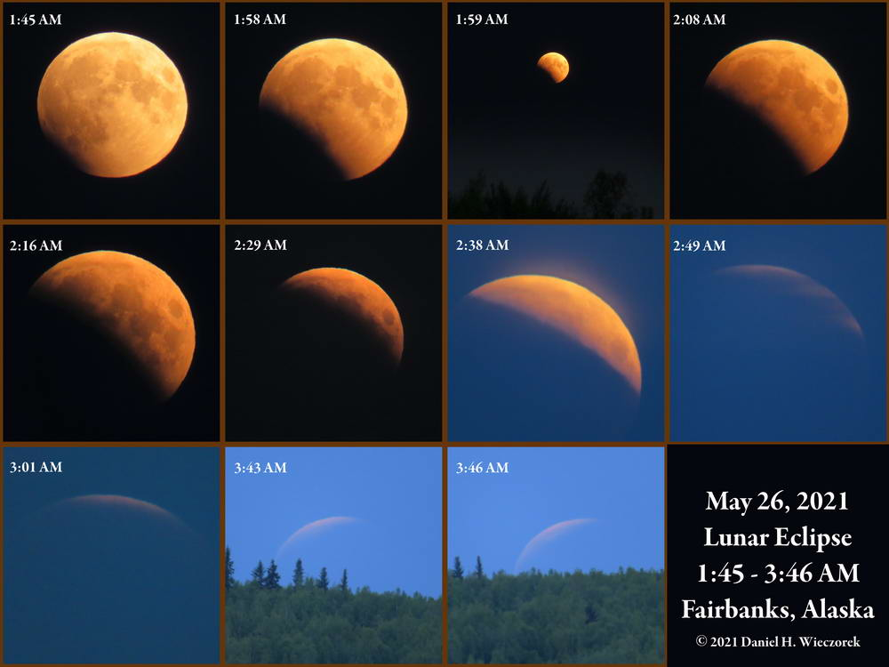 The Lunar Eclipse of May 26