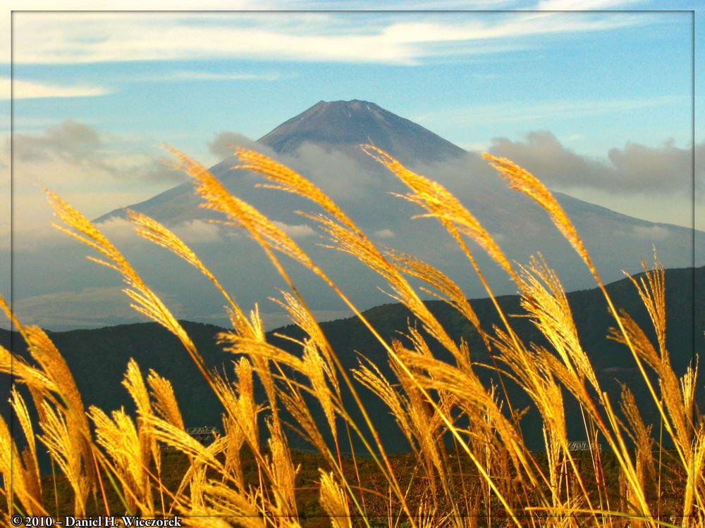 Mt. Fuji - From Owakudani