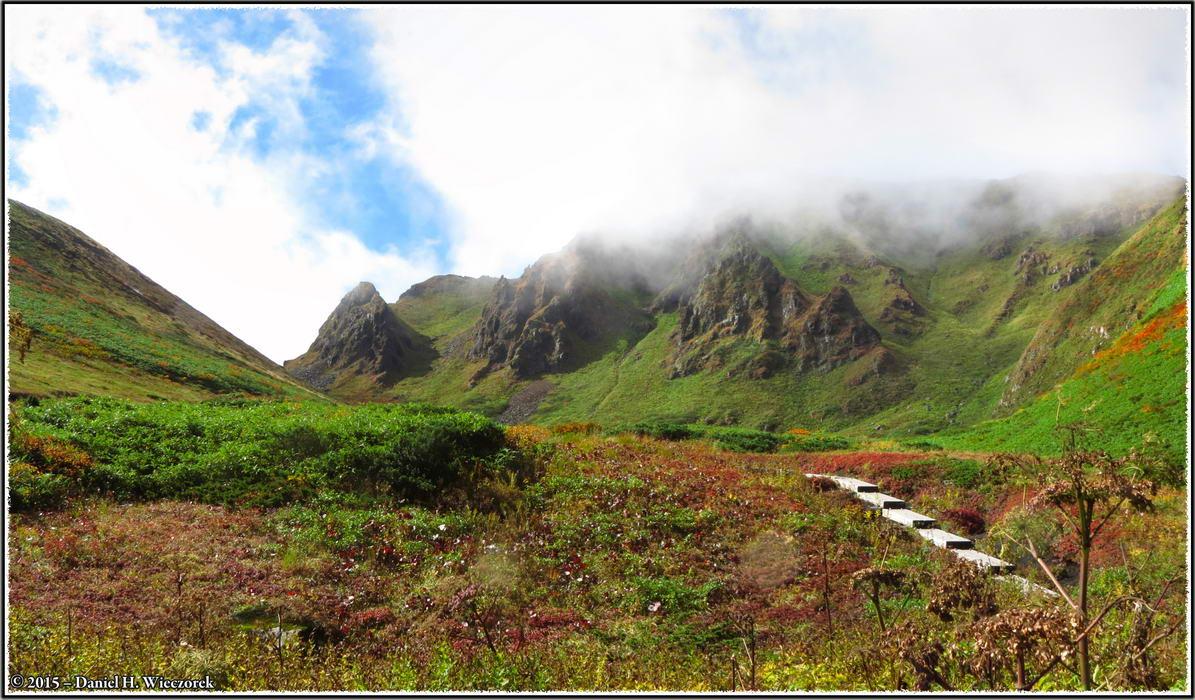 Moomin Valley - Mt. Akita Komagatake