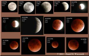 December 10, 2011 Total Lunar Eclipse