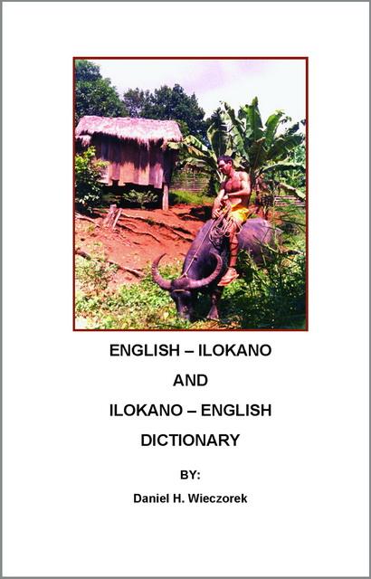 English - Ilokano AND Ilokano - English Dictionary