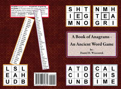 A Book of Anagrams - An Ancient Word Game