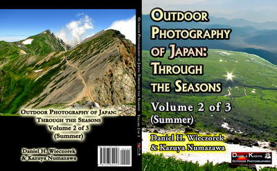 Outdoor Photography of Japan: Through the Seasons - Volume 2 of 3 (Summer)