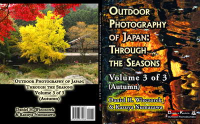Outdoor Photography of Japan: Through the Seasons - Volume 3 of 3 (Autumn)