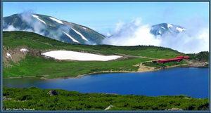 Panorama - Norikuradake To Ooike - Ooike