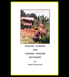 English - Ilokano AND Ilokano - English Dictionary