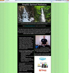 MeditationWebsite